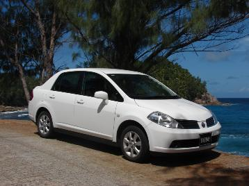 Renting a car in Seychelles is easy with Pirates car hire